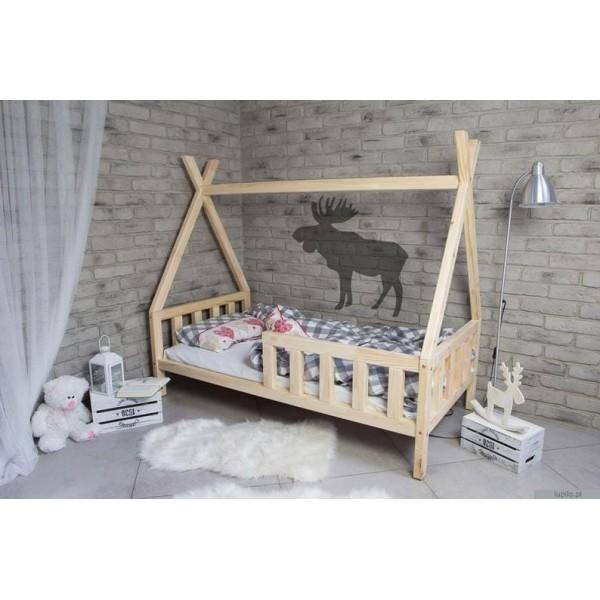 Кровать-вигвам в скандинавском стиле