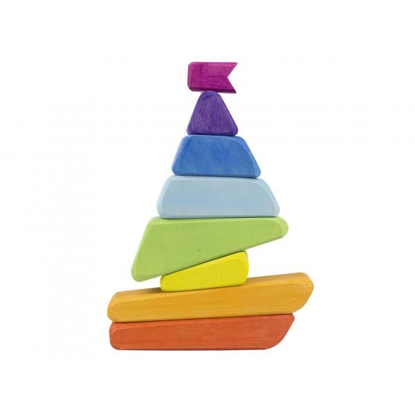 "Пирамидка ""Кораблик"""
