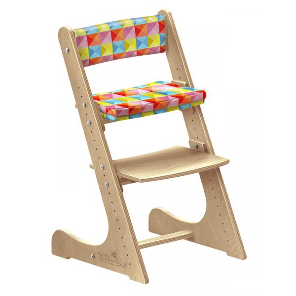 Подушки для растущего стула из березы