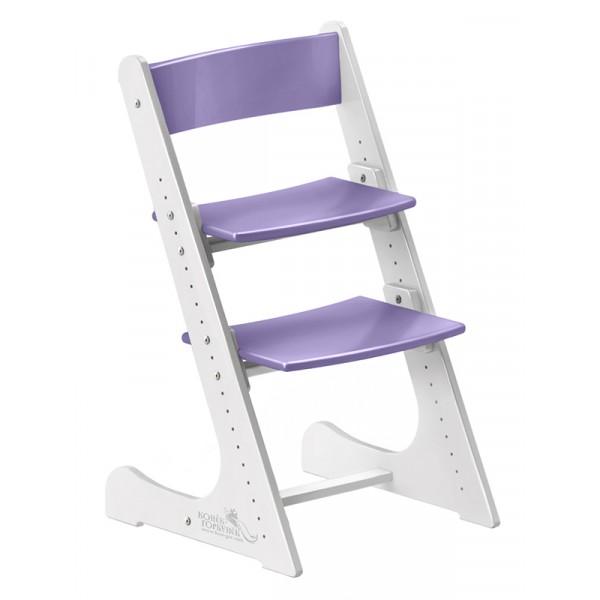 Растущий регулируемый стул из березы