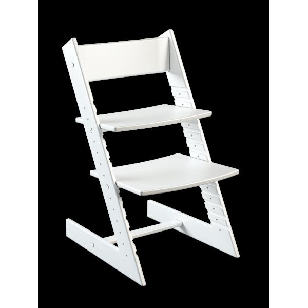 Растущий регулируемый стул  из бука