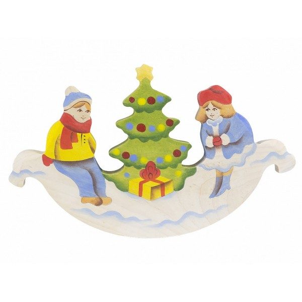 Кай и Герда зима