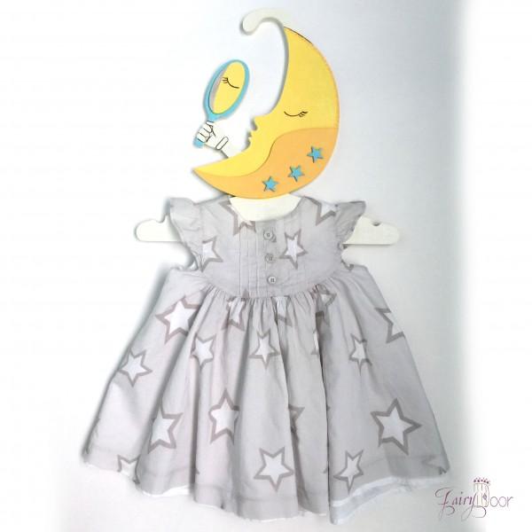 Детская Вешалка плечики Луна 30 см