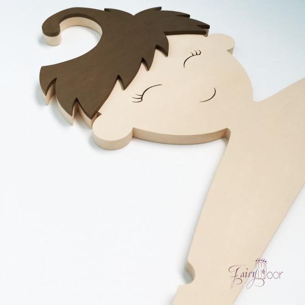 Детская Вешалка плечики Мальчик 30 см