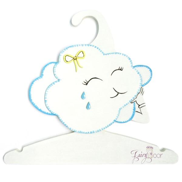 Детская Вешалка плечики Облачко 30 см