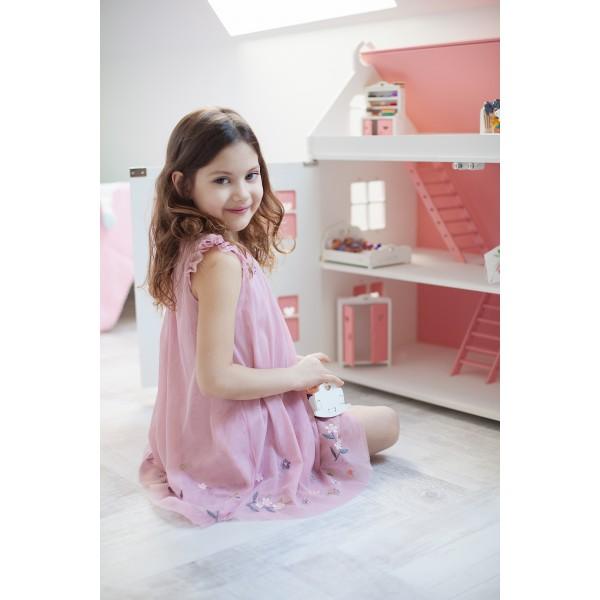 Набор мебели стандарт (розовый)