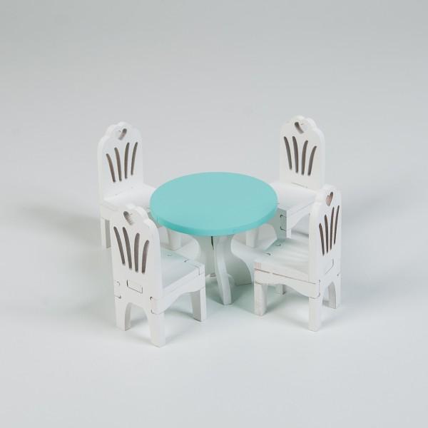 Набор мебели (мятный)