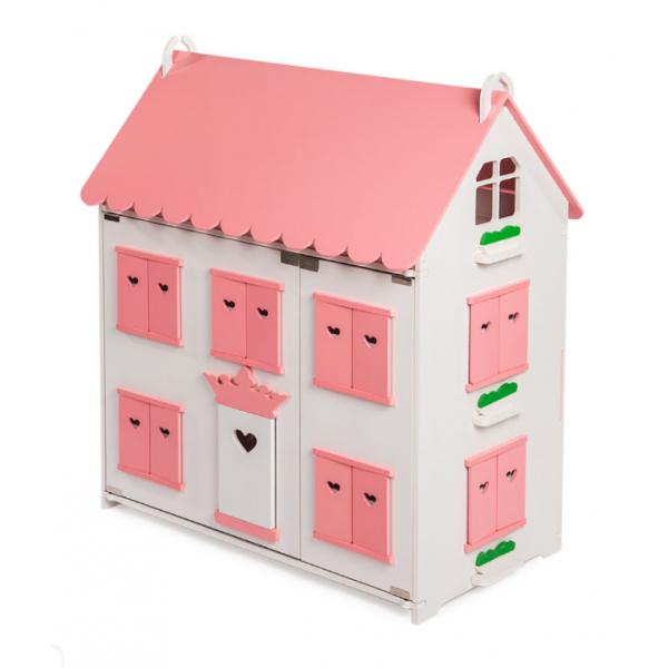 Кукольный домик королевы для Барби