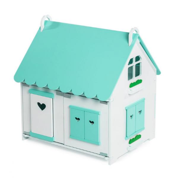 Кукольный домик принцессы для Барби