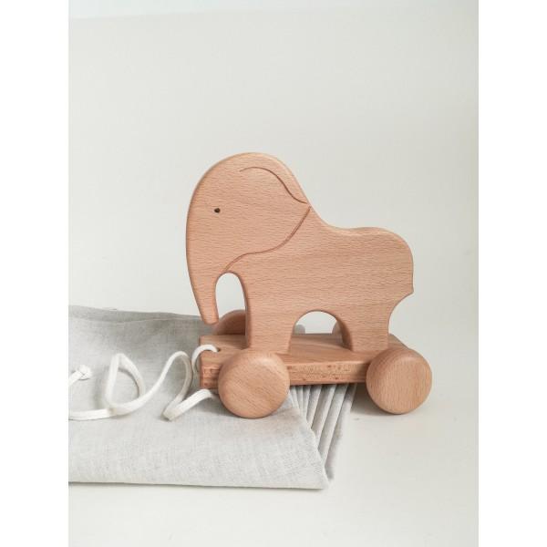 Каталка Слон