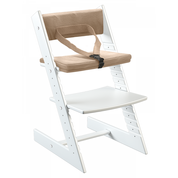 Ограничитель для растущего стула из бука с подушками